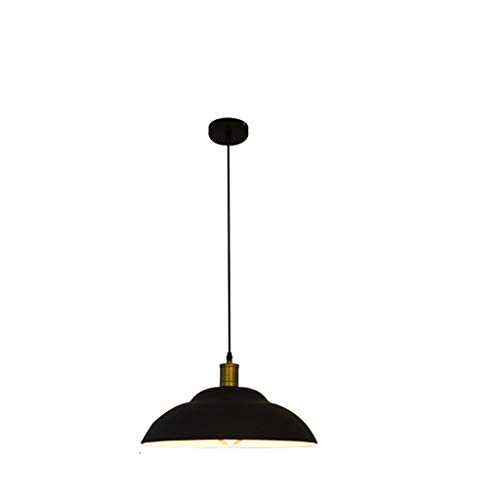 WENYAO Le Restaurant de Lustre de Fer de Saison de la Saison de récolte Allume des lumières Simples de Chambre à Coucher 5025 -E27  1 Support de Lampe