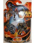 Star Wars Micro Vechicles Jedi Starfighter and Droid Tri-fighter ()