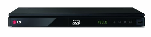 LG Electronics BP530 3D Blu-ray Disc Player with Wi-Fi