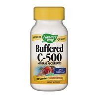 - Nature's Way Buffered C 500 Ascorbate, 250 Capsules ( pack of 4)