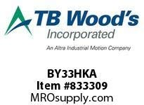 TBWOODS BY33HKA HDWR KIT BY33 COMPLETE CL A