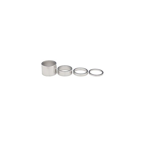 Chris King Headset Spacer Kit Silver