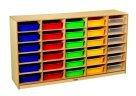 Childcraft Mobile 30 Flat - Tray Cubby