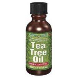 TEA TREE OIL HERBAL HARV Size: 1 OZ