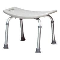 GF Health 7931A Platinum Collection Bath Seat without Backrest (Pack of 4)