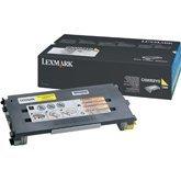 (LEXC500S2YG - Lexmark Yellow Toner Cartridge)