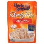 Uncle Ben's Ready Rice, Long Grain Rice, Original, 8.8-Ounce Pouches (Pack of 12)