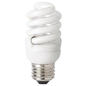 (SpringLamp Compact Fluorescent Lamp, 13 watt, 120 volt AC, T2, Medium Screw (E26) Base, 825 lumens)