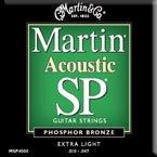 Martin SP Studio Performance 92/8 Phosphor Bronze Acoustic Guitar Strings Set