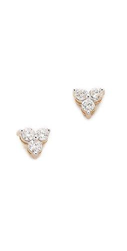 d Diamond Cluster Earrings (Adina Reyter : Jewelry Earrings)