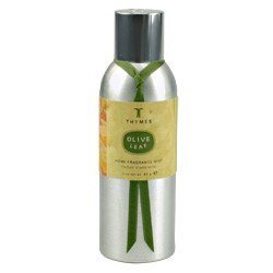 Thymes Home Fragrance Mist, Olive Leaf, 3-Ounce Cans