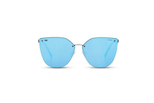 Homme soleil Bleu 001 unique Lunettes de KYPERS BwEqxtCAyx