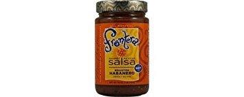Frontera Foods Very Hot Habanero Salsa 16 oz. (Pack of 6) ()