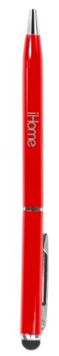 Lifeworks iHome   2-in-1 Stylus Pen for iPad 2 - Red (IH-...