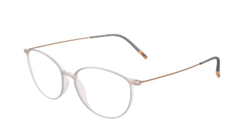 Eyeglasses Silhouette Urban NEO Full Rim 1580 6530 grey 50/16/140 3 piece - Glasses Neo