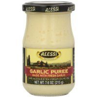 Alessi Spread Garlic Puree, 7.6-Ounce (Pack of 6) Thank you for using our service