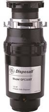 GEå¨ 1/3 HORSEPOWER CONTINUOUS FEED DISPOSER GE GFC325V