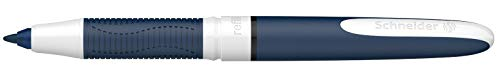 Schneider One Change 78371 Refillable Rollerball Pen Blue with 2 Cartridges Plus 1 Cartridge Free Black by Schneider (Image #3)