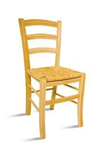 EUROSILLA-Silla madera barata CAPRI para comedor,cocina,restaurante ...