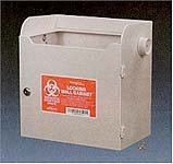 (Kendall Monoject Sharps Wall Cabinet - Model 8881676624)