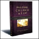 Liability and Church and State Issues : Pastor, Church and Law, Hammar, Richard R., 091746348X