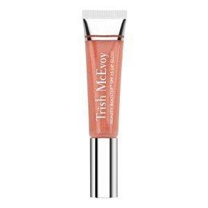 (Trish McEvoy Beauty Booster SPF 15 Lip Gloss SEXY PETAL, .20 oz (DLX MINI) NEW!)