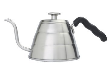 Brulux Stainless Steel Pour Over Coffee Kettle with Built In Thermometer and Gooseneck Spout …