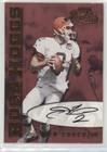 (Tim Couch (Football Card) 2000 Playoff Absolute - Boss Hoggs Autographs #BH-3 )