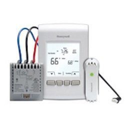 Honeywell YTL9160AR1000 E-Connect Wireless Programmable/Non-Programmable Line Volt Thermostat Kit