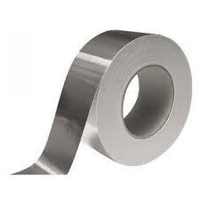 Double Bond Aluminum Foil Tape 5001, Silver, 1.88 in x 50 yd 2.7 mil