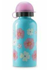 Crocodile creek Girls Drinking Bottle Peonies