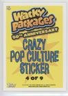 Lucy's Psychiatry Monthly (Trading Card) 2017 Topps Wacky Packages 50th Anniversary - Crazy Pop Culture - Sepia #4