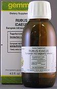 Rubus idaeus 125 ml gemmothérapie UNDA Brand: UNDA