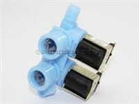 134211400 Water Valve - 120 VAC Washer Inlet Valve Kit - Will work with Whirlpool, Maytag, Alliance, Electrolux, GE, Kenmore, Amana, Admiral, Frigidaire Washers - Easy to Install ( Includes Valve, Bracket, and Hardware)