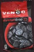 Licorice Imported - Venco Coin Shaped Licorice 5.9 Oz Bags (Pack of 4)