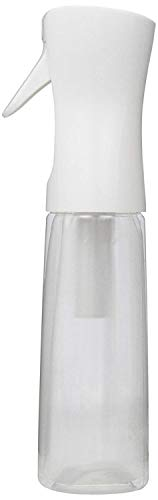 Beautify Beauties Flairosol Empty Clear Spray Bottle (10 Oz) (Containers Output)