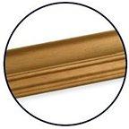 Crown Moldings, Wood, 12 Length