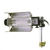 Emd Lamp - Lowel Tota-Pak, Light Kit with Tota-light, 750 watt 120 volt EMD Lamp, Stand & Tota-brella.