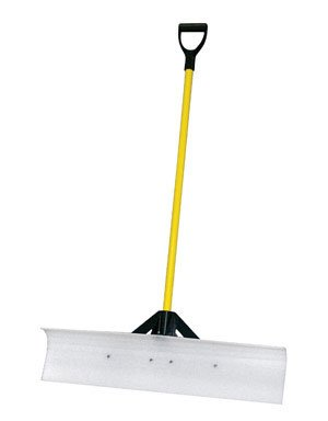 The Snowplow Poly Snow Pusher 36″
