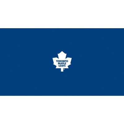 Imperial Officially Licensed NHL Merchandise: 8-Foot Billiard/Pool Table Cloth, Toronto Maple Leafs ()