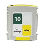 Toner Spot Remanufactured Ink Cartridge Replacement for HP 10/C4842A (Yellow) ()