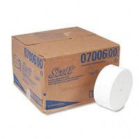 7006 Tissue Toilet/Scott JRT 12 Per Case by Kimberly Clark Professional -Part no. 7006