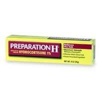 Preparation H 1% Hc Cream - 0.9 Oz by Preparation H