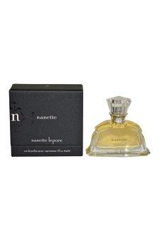1.0 Edp Perfume (N Nanette By Nanette Lepore 1.0 Oz Edp Spray Womens Perfume Black 30 Ml New)