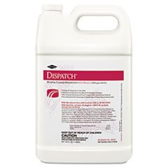 Dispatch 68978 Hospital Cleaner Disinfectant with Bleach, 128 fl oz Refill