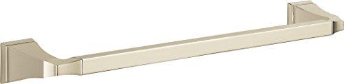 Delta Faucet 75118-PN Dryden Towel Bar, Polished Nickel