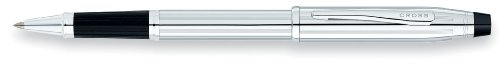 Lustrous Chrome Mechanical Pencil - Cross Century II Lustrous Chrome Rollerball Pen (3504)