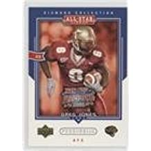Greg Jones (Football Card) 2004 Upper Deck Diamond Collection All-Star Lineup - Pro Bowl Sweepstakes Entry Cards #AS23