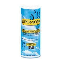 (FRS614SSEA - Absorbing Volume (Unit) : 720 oz - Fresh Products Super-Sorb Liquid Spills Absorbent - Each)