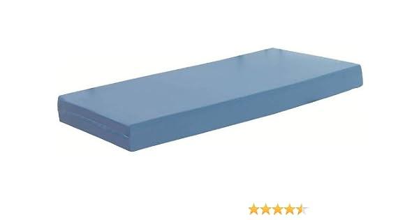 Colchon geriatrico con funda, para camas articuladas, 90x190: Amazon.es: Hogar